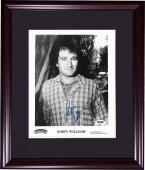 Robin Williams signed 8x10 photo framed autograph PSA/DNA COA