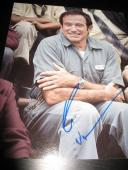 ROBIN WILLIAMS SIGNED AUTOGRAPH 8x10 INSOMNIA PROMO IN PERSON HOLLYWOOD LEGEND