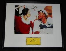 Robin Williams Signed Framed 16x20 Photo Poster Display Popeye B