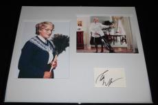 Robin Williams Signed Framed 16x20 Photo Set JSA Mrs Doubtfire