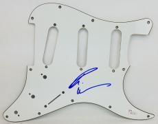 Robin Williams Signed Guitar Pickguard Authentic Autograph JSA #Z01714