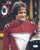 Robin Williams Signed 'mork And Mindy' 8x10 Photo Autograph Jsa Coa