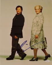 "Robin Williams Signed ""Mrs. Doubtfire"" 11x14 Photograph- JSA COA"