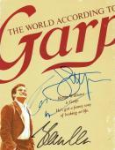 Robin Williams/Glenn Close/John Lithgow Authentic Signed Garp Program PSA/DNA