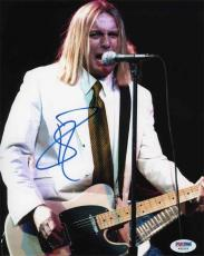 Robin Zander Cheap Trick Autographed Signed 8x10 Photo Certified PSA/DNA !!