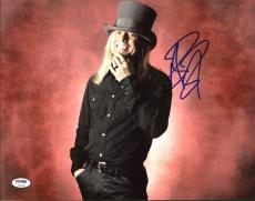 Robin Zander Cheap Trick Signed 11X14 Photo PSA/DNA #Z90392