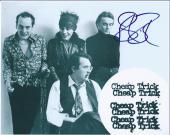 Robin Zander Signed Autographed 8x10 Photo Cheap Trick Lead Singer D