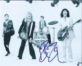 Robin Zander Signed Autographed 8x10 Photo Cheap Trick Lead Singer F