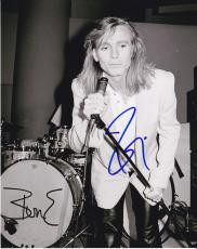 Robin Zander signed Cheap Trick Dream Police Music 8x10 photo W/Coa #2