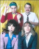 Robin Zander & Tom Petersson Signed Autographed 8x10 Photo Cheap Trick D