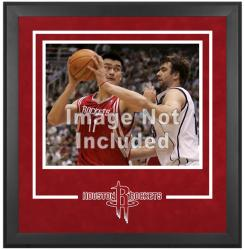 "Houston Rockets Deluxe 16"" x 20"" Frame -"