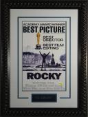 Rocky Framed 11x17 Movie Poster Sylvester Stallone