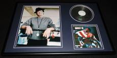 Rocky IV Framed 12x18 Soundtrack CD & Photo Display Sylvester Stallone