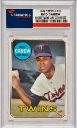 Rod Carew Minnesota Twins 1969 Topps #510 Card
