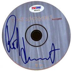 Rod Stewart Autographed Signed CD PSA/DNA #W64431