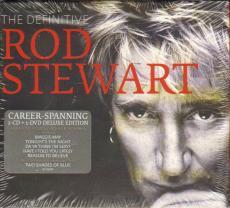 Rod Stewart New Un-Signed The Definitive CD Set AFTAL