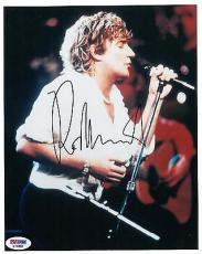 Rod Stewart Signed Authentic Autographed 8x10 Photo (PSA/DNA) #C14636