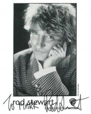 Rod Stewart Signed Authentic Autographed 8x10 Photo (PSA/DNA) #S83922
