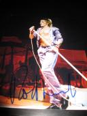 ROD STEWART SIGNED AUTOGRAPH 8x10 PHOTO IN PERSON FOREVER YOUNG IN PERSON COA G