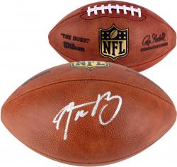 Green Bay Packers  Aaron Rodgers Autographed Football - Mounted Memories