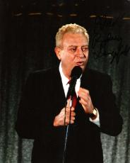 "RODNEY DANGERFIELD (ACTOR/COMEDIAN) Movies Include ""CADDYSHACK"" and ""BACK TO SCHOOL"" Signed 8x10 Color Photo"