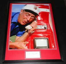 Rodney Dangerfield Signed Framed Caddyshack 18x24 Photo Poster Display JSA