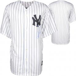 Majestic Alex Rodriguez New York Yankees Autographed Replica Jersey  - Mounted Memories