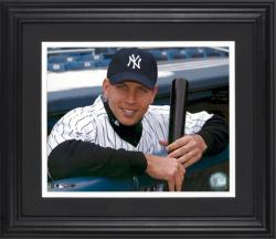 "Alex Rodriguez New York Yankees Framed Unsigned 8"" x 10"" Photograph"