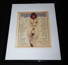 Roger Daltrey 1975 Rolling Stone 11x14 Framed Cover Repro Display The Who Tommy