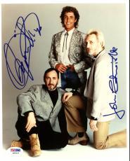 Roger Daltrey & John Entwistle The Who Signed 8X10 Photo PSA #Q45424