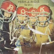 Roger Daltrey & Peter Townshend Autographed The Who Odds & Sods Album Cover - PSA/DNA LOA