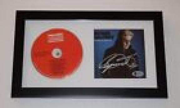 Roger Daltrey Signed Autographed AS LONG AS I HAVE YOU Framed CD The Who BAS COA