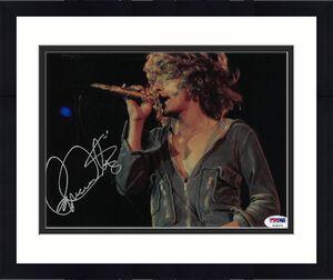 Roger Daltrey signed The Who 8x10 Photo (horizontal)- PSA Hologram (music/entertainment)
