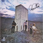 Roger Daltrey The Who Autographed Who's Next Album - BAS