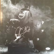 ROGER DALTREY- The Who signed/autographed Quadrophenia  Album -JSA #K67252