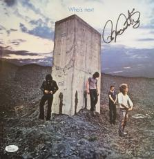 ROGER DALTREY- The Who signed/autographed Who's Next  Album -JSA #K67244