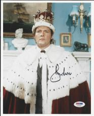 Roger Moore Actor Signed Auto 8x10 Photo PSA/DNA Certified Autograph