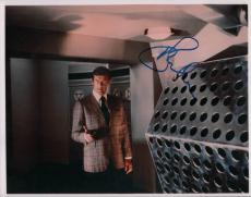 Roger Moore Autographed Signed 11x14 Hand Gun Photo AFTAL