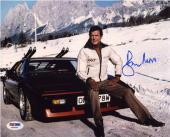 Roger Moore James Bond Autographed Signed 8x10 Photo PSA/DNA COA