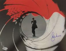 Roger Moore James Bond 007 Signed Authentic 11X14 Photo Autographed BAS COA #6
