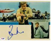 Roger Moore signed 8x10 photo James Bond PSA/DNA autograph