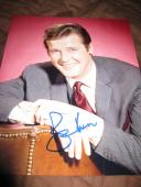 AUtographed Roger Moore 8x10 Photo - James Bond