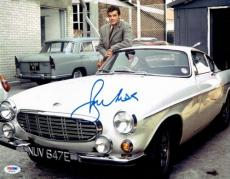 Roger Moore Signed James Bond 007 Autographed 11x14 Photo PSA/DNA #S26453