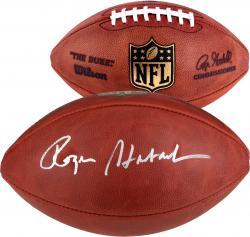 Roger Staubach Dallas Cowboys Autographed Pro Football