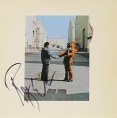 Roger Waters Autographed Pink Floyd Wish You Were Here Album - PSA/DNA COA