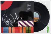 Roger Waters Autographed Signed The Final Cut Album Vinyl Record Jsa Coa Loa