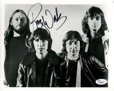 ROGER WATERS HAND SIGNED 8x10 PHOTO     RARE     PINK FLOYD GROUP PHOTO      JSA
