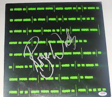 ROGER WATERS of Pink Floyd Signed RADIO KAOS Solo ALBUM LP Psa Dna