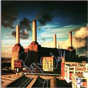 Roger Waters Pink Floyd Autographed Animals Album Cover - BAS