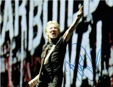 Roger Waters Pink Floyd Autographed Signed 11x14 Photo Certified COA AFTAL